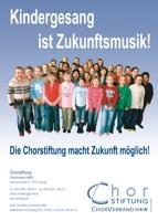 """Chorstiftung, Anzeige """"Grundschule"""", 1/1 Seite"""